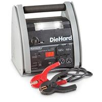 DieHard Platinum 1,150 Amp Jump Starter with Power Inverter and Air Compressor, 71988