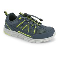 Rugged Shark Men's Captiva Sport-Athletic Shoes, Dark Gray