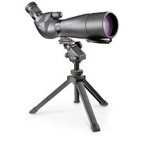 Leatherwood Hi-Lux Ranger Spotting Scope, 20-60x80mm, HD Optics • Includes table-top tripod