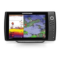 Humminbird HELIX 12 CHIRP Sonar Fish Finder GPS Combo