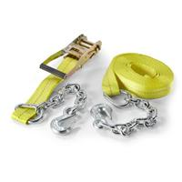 "SmartStraps 27 foot Ratchet Strap with 18"" Chain"