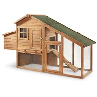 CASTLECREEK Farmhouse Chicken Coop