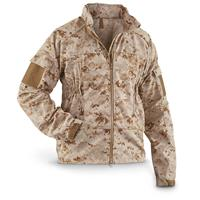 New Men's USMC Military Surplus Digital Desert Frog Jacket