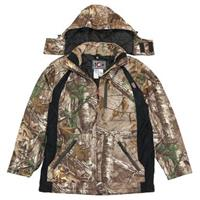 Walls 10X System Hooded Jacket, Realtree Xtra