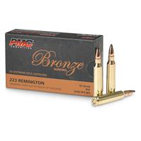 PMC .223 Rem. Ammo, SP, 55 Grain, 400 Rounds