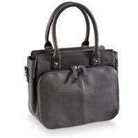 Park Ave Concealed Carry Tote, Black