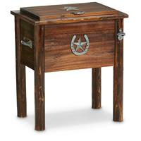 Leigh Country 54 Quart Char-Log Ice Cooler