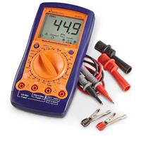 Actron Digital Multimeter and Engine Analyzer