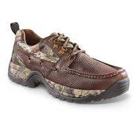 Guide Gear Men's Rugged Moc Shoes, Waterproof