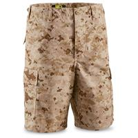 HQ ISSUE Guatemala Desert Digital BDU Shorts