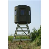 Banks Outdoors Whitetail Properties Stump 4 Hunting Blind