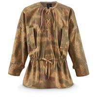 Reproduction German Military WWII Men's Combat Smock
