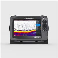 Lowrance HDS-7 Gen3 Fish Finder with Insight USA 83 / 200 kHz Transducer