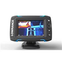 Lowrance Elite-5 Ti Touchscreen Fish Finder with DownScan Transducer