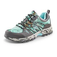 Realtree Women's Ms. Bobcat Sneakers, Mint / Realtree Xtra