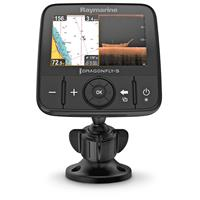 Raymarine Dragonfly 5 Pro CHIRP with DownVision GPS / Fish Finder