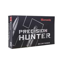 Hornady Precision Hunter, 7mm Remington Magnum, ELD-X, 162 Grain, 20 Rounds