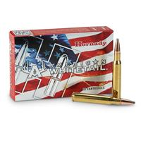 Hornady® American Whitetail, .30-06, 180 Grain, Interlock SP, 20 Rounds