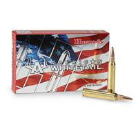 Hornady® American Whitetail, .300 Winchester Magnum, 180 Grain, Interlock SP, 20 Rounds