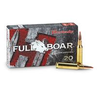 Hornady Full Boar, 7mm-08 Remington, GMX, 139 Grain, Lead-Free, 20 Rounds