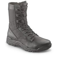 Bates Men's Zero Mass Side-zip Duty Boots, Black