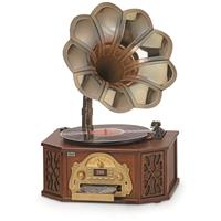 Gramaphone 4-in-1 Stereo Music Center System