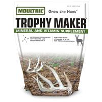 Moultrie Trophy Maker Mineral And Vitamin Supplement, 4-lb. bag