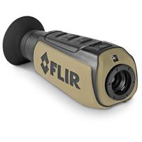 FLIR Scout III 320 Monocular, Thermal Handheld Camera