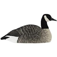 Avian-X AXF Flocked Honker Shell Decoys, 6 Pack