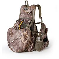 Tenzing TZ TV14 Turkey Vest, Realtree Xtra