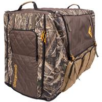 Browning Insulated Dog Kennel Cover, Realtree Max-5 HD
