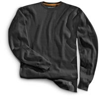 Carhartt Men's Base Force Super-Cold Weather Crewneck Thermal Top, Black