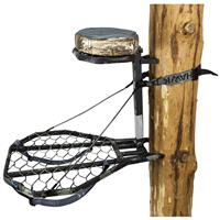 Hawk Combat Hang-on Tree Stand with Mud Finish