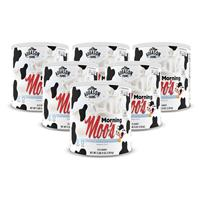 Augason Farms Morning Moo's Low Fat Milk Alternative, 6 Pack