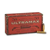 Ultramax Cowboy Action, .32-20 Winchester, RNFP, 115 Grain, 50 Rounds