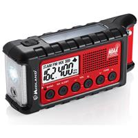 Midland ER310 E+Ready Emergency Crank Weather Alert Radio