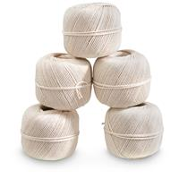 U.S. Military Cotton Twine, 5 Pounds, 5 Pack, New