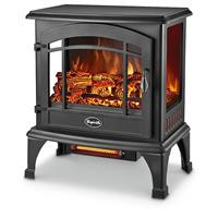 Comfort Glow Sanibel Quartz Electric Stove Heater