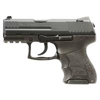 Heckler & Koch P30SK V1 LEM, Semi-automatic, 9mm, Night Sights, 3 Magazines, 10+1 Rounds