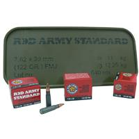 Red Army Standard, 7.62x39mm, FMJ, 122 Grain, 640 Rounds