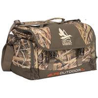 Delta Waterfowl Floating Blind Bag, Blades Camo
