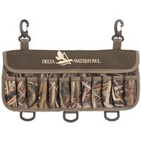 Delta Waterfowl Wader Shell Clip, Blades Camo