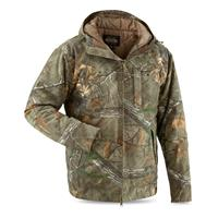 Guide Gear Men's Insulated Silent Adrenaline Hunting Jacket, Realtree Xtra