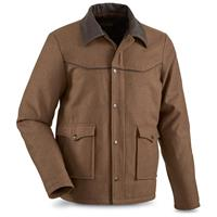 Guide Gear Men's Drover Jacket, Brown