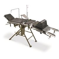 Swedish Military Surplus Surgical Table, Used