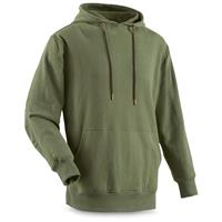 Guide Gear Men's Thermal-Lined Hoodie, Olive