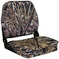 Wise Big Man Boat Seat, Realtree MAX-5