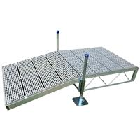 Patriot Shore Ramp Kit, 4' Poly Deck