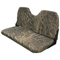 "Wise 42"" Folding Camo Bench Seat, Mossy Oak Shadow Grass"