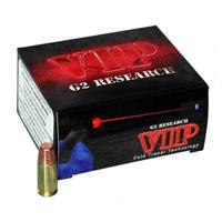 G2 Research VIP, 9mm Luger, Cold Tracer Lead-Free, 95 Grain, 20 Rounds
